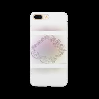 hitomin311のdiamond Smartphone cases