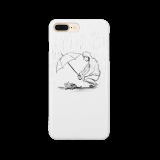 TAKUMの雨宿り Smartphone cases