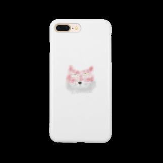 manamanawaruの砂キツネ Smartphone cases