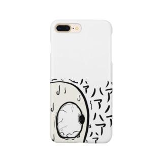 ハァハァ…。凄いテンションの高い炒りごまシリーズ。 Smartphone cases