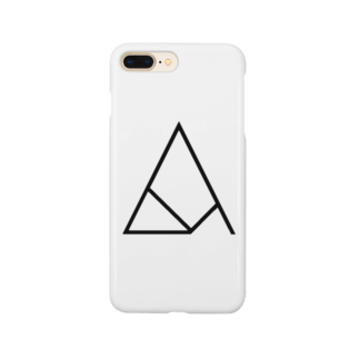 Ï∞n(イオン)のEgyptian Triangle another logo Smartphone cases