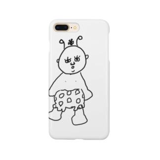 ムーキー Smartphone cases