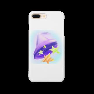 魚風商店の魔法の帽子 Smartphone cases