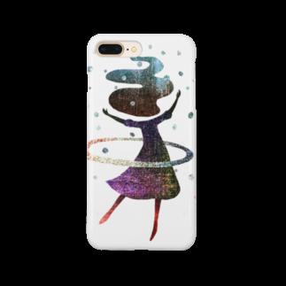 majiodesignのフラフーム Smartphone cases