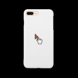 hiroyukimpsのsuikabaa Smartphone cases