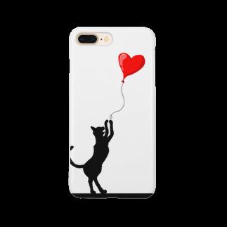 gaominのネコのスマホケース Smartphone cases