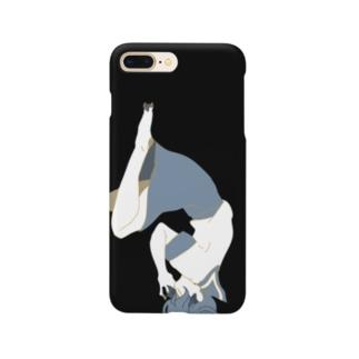 ねむるセーラー服 Smartphone cases