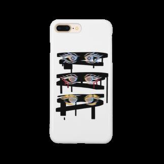 れのメメメ Smartphone cases