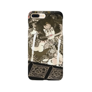 尾島ねぷた祭 Smartphone cases