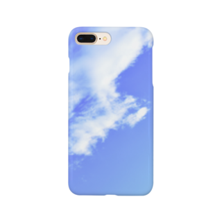 rinn_rsの蒼空 Smartphone cases
