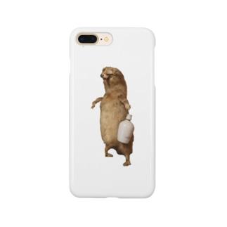 酒好き剥ちゃん Smartphone cases