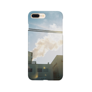 hosokunaritaiのkemutai Smartphone cases
