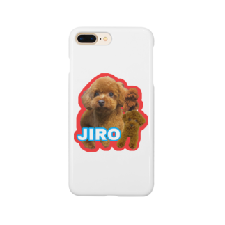 butagorillaのJIRO×3 Smartphone cases