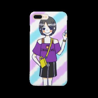 oimogatavetaineの女の子かわいいね2 Smartphone cases