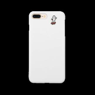 yusaku714のruaha skate boardings ロゴ Smartphone cases