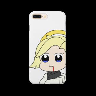 AkinoAliceのマーシー〜ポプテ風味〜 Smartphone cases