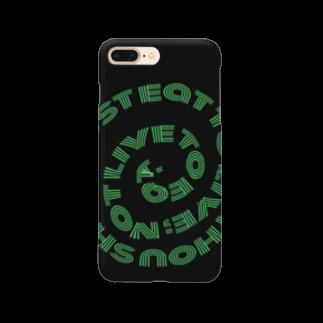treegardenのグルグルドッカーン Smartphone cases