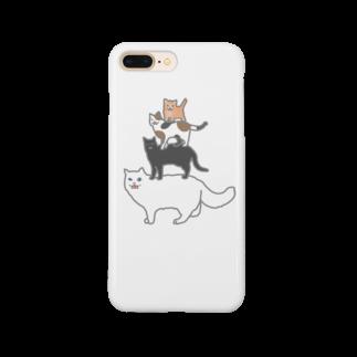 ざわ屋のフレーメン反応隊 Smartphone cases