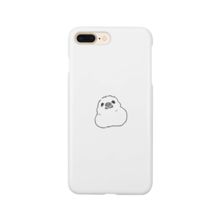 かまなの文鳥 Smartphone cases