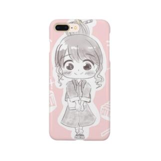 モンブラン女子 Smartphone cases