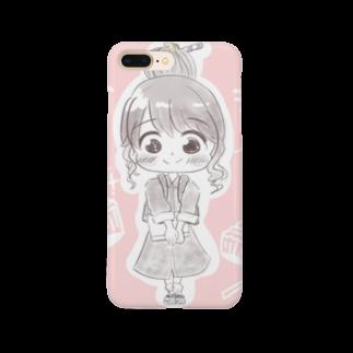 6Tanのモンブラン女子 Smartphone cases