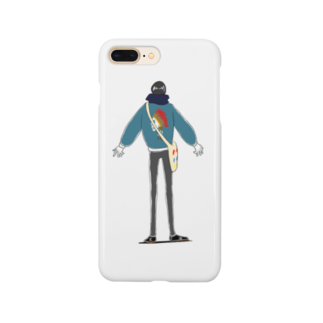 s_uppo_nの後ろ姿 Smartphone cases