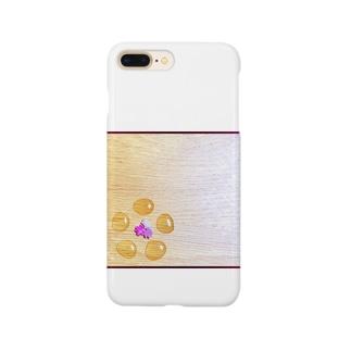 ginkgo sugar flower Smartphone cases