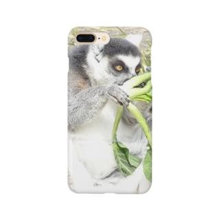 青菜とワオ Smartphone cases
