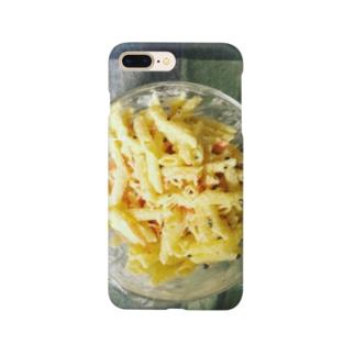 うちの食卓 チーズマカロニ Smartphone cases