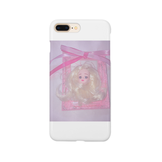 momohamの私のお人形さん Smartphone cases