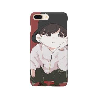 ペリン君グッズ Smartphone cases