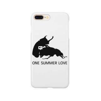 ひと夏の恋 Smartphone cases