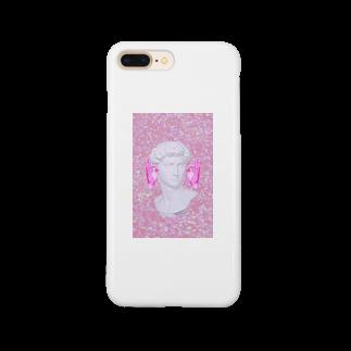 momohamの弾けよう Smartphone cases