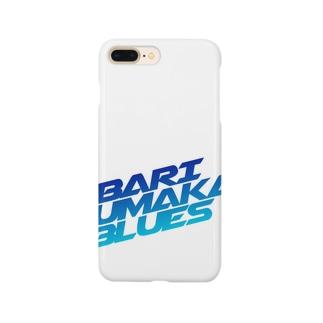 BARI UMAKA BLUES Smartphone cases