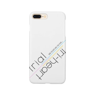 Trial/Tri-heart Smartphone cases
