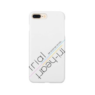梓屋のTrial/Tri-heart Smartphone cases