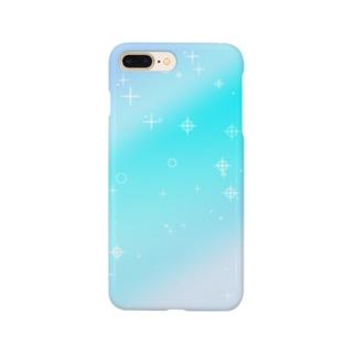 グラデ1 Smartphone cases