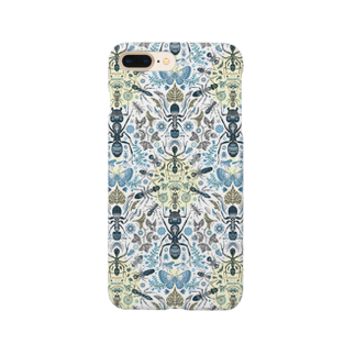 TETETEN SHOPのBUGS & CRAFTS 001 Smartphone cases