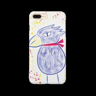 manamanawaruの藍ワルビロ Smartphone cases