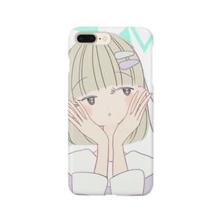 ドキドキ Smartphone cases