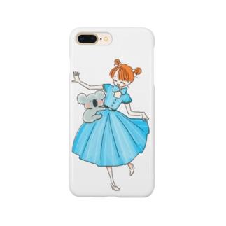 コアラちゃん Smartphone cases