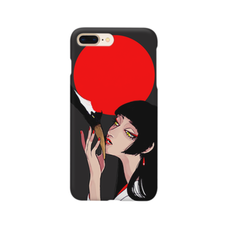 yuuuuuu_toのツル Smartphone cases