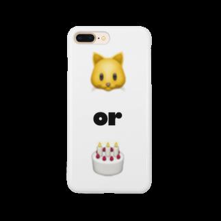 あんじゅ(いくら)ちゃんのNEKO  or CAKE Smartphone cases