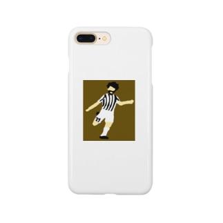 白黒マエストロ Smartphone cases