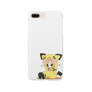 着ぐるみカズミのスマホK-ス Smartphone cases