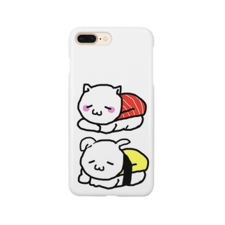 寿司猫 Smartphone cases