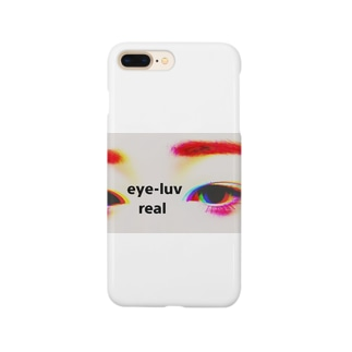eye-luv real Smartphone cases