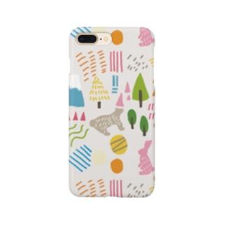 もり Smartphone cases