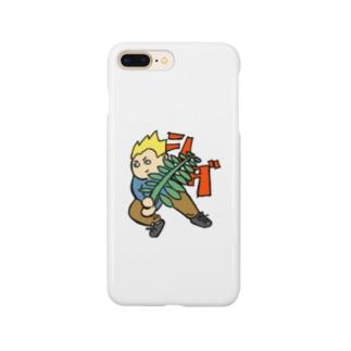 シダ Smartphone cases