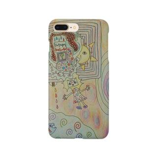 サラサラ Smartphone cases